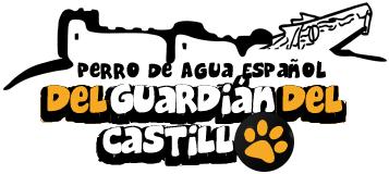 Del Guardian del Castillo Perro de Agua Español